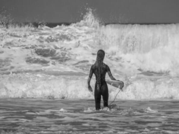 War das die perfekte Welle?