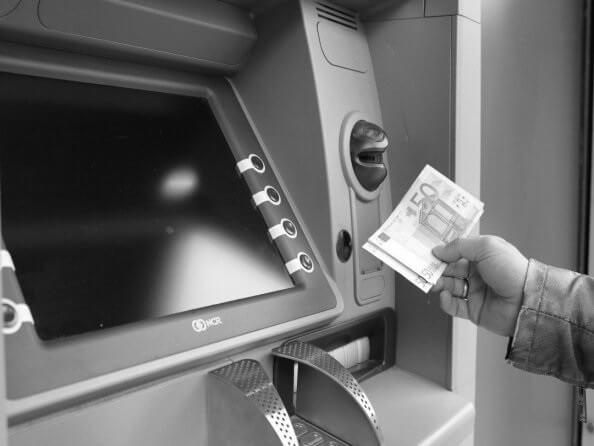 Geldautomat EU