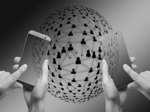 Zeitenwende, Digitalisierung